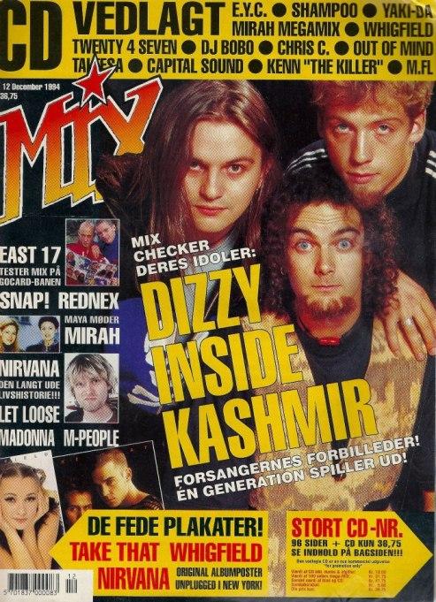 Mix, dec 1994